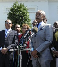 Al Sharpton was key organizer of upcoming Aug. 24 March on Washington.