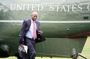 Reggie Love, President Obama's former personal assistant