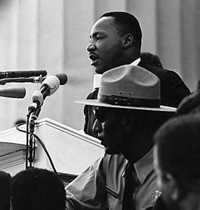 In the 50 years that have followed the March on Washington, Martin Luther King's words have echoed everywhere and inspired ...