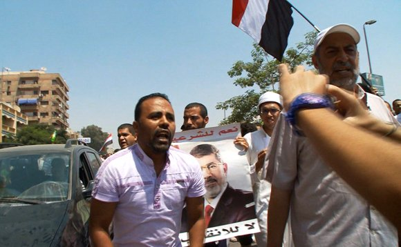 CAIRO, Egypt — Egypt remained a powder keg Monday, with 25 soldiers killed in a Sinai ambush and onetime ruler ...