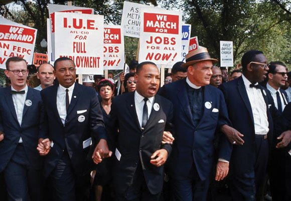 The 1963 March on Washington was a pivotal moment for African Americans, a day when people joined to fight for ...