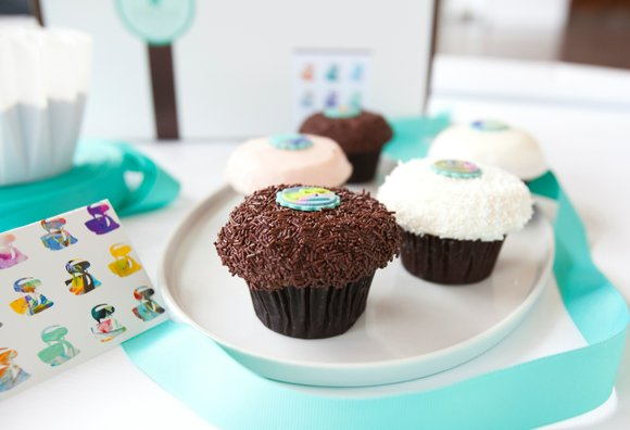 In honor of National Childhood Cancer Awareness month, CRAVE Cupcakes is proud to partner with the Arts in Medicine Program ...