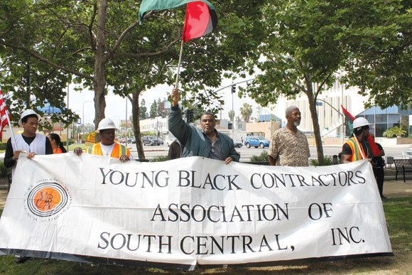The Young Black Contractors Association (YBCA) has invited a number of local movers and shakers to an emergency meeting on ...