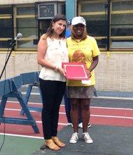 Harlem Week Scholarship Presentation