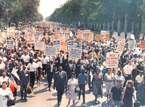 The Antelope Valley branch of the NAACP will celebrate the 50th anniversary of the March on Washington Saturday from 4-6 ...