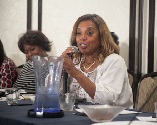 National Action Network Northeast Regional Chair, Beverly Alston is one of the Telling HerStory panelists at the Black Women's Roundtable discussion and luncheon on Thurs., August 22 at the Hyatt Regency Capitol Hill in Northwest.