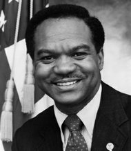 Walter Fauntroy