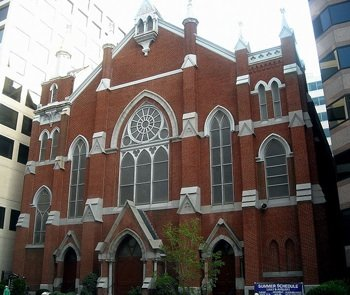 A daylong conference on Aug. 22 at the historic Metropolitan AME Church in downtown Washington commemorated the countless number of youth whose lives have been cut short in recent years due to violence. (Courtesy of metropolitanamec.org)
