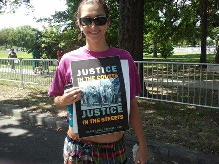 Rachel Schwartz, 20, of Arlington, Va.