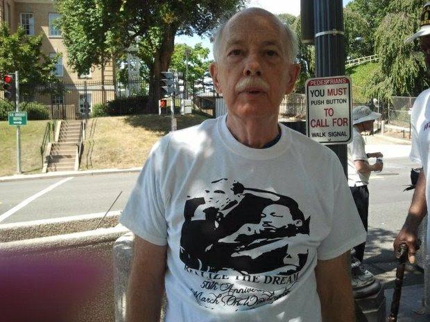Wedder Burs, 72, of Washington, D.C.