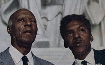 The March on Washington would not even exist had it not been for the vision and stature of A. Philip ...