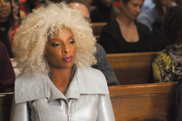 "Mary J. Blige stars in ""Black Nativity."""