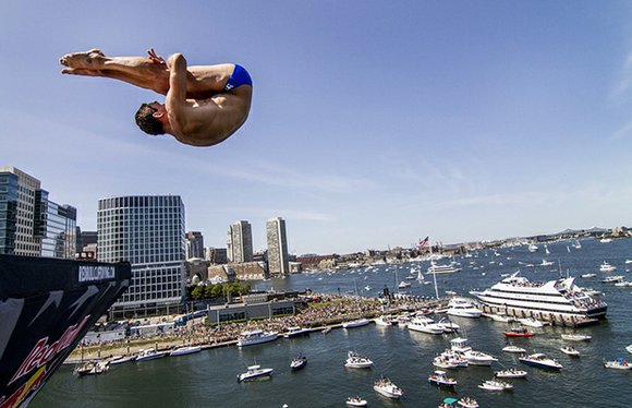 """""""In the MIX"""" looks at the recent Jay Z and Justin Timberlake concert, the 2013 Red Bull Cliff Diving World ..."""