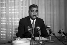 Whitney Young Jr. served as executive director of the National Urban League for 10 years before his death in 1971. (Courtesy photo)
