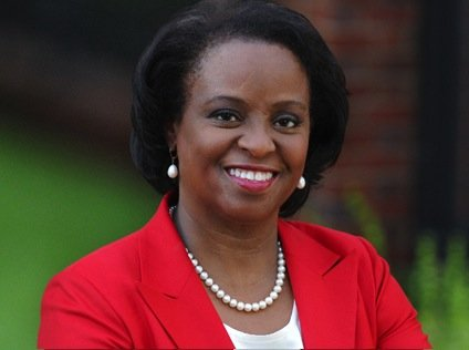 D.C. mayoral hopeful Reta Jo Lewis has worked for President Bill Clinton and former U.S. Secretary of State Hillary Rodham Clinton. (Courtesy of Lewis' campaign)