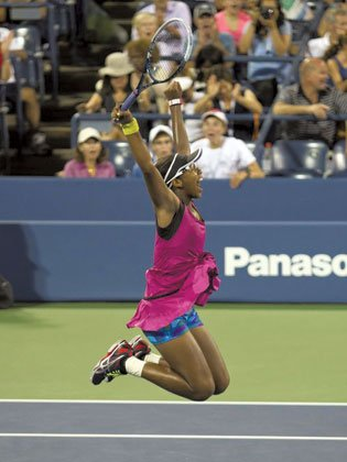 Haitian-American teenager Victoria Duval stunned 2011 U.S. Open champion Sam Stosur in the tournament's first round Tuesday.
