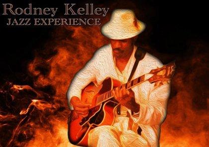 Jazz musician Rodney Kelley