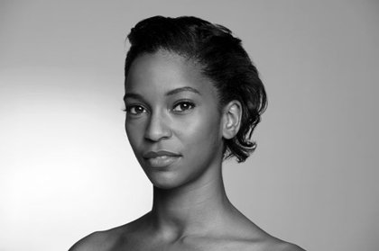Maryland native Tyler Brown is a member of Ailey II, Alvin Ailey's American Dance Theatre.