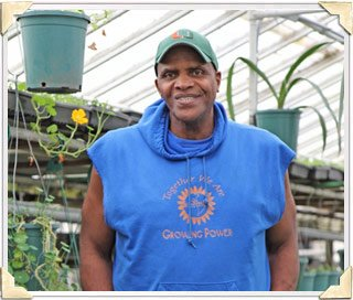 Will Allen is a leading authority on urban agriculture and food policy.