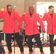 Metro West Temps is an R&B & Doo-Wop group will perform on Sun., Sept. 1 at the Forest Park Senior Center, 4801 Liberty Heights Avenue from 5 p.m. to 9 p.m. For more information, call 410-532-2274.