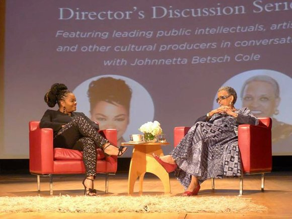 Award-winning singer and best-selling poet Jill Scott recently sat down with Johnnetta B. Cole, director of Smithsonian's National Museum of ...