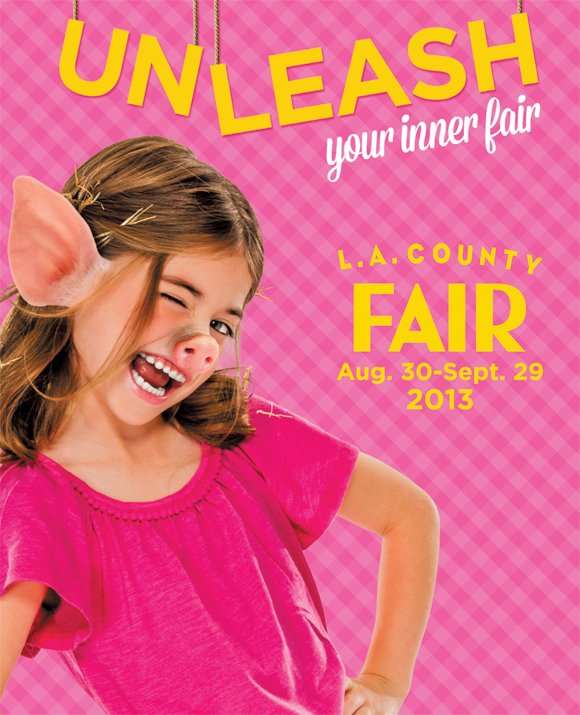 The 91st edition of the Los Angeles County Fair begins its 24-day run today at Pomona's Fairplex, with traditional attractions ...