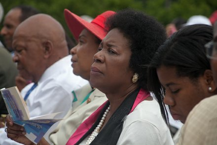 Rep. Sheila Jackson Lee (D-Tx 18th District)