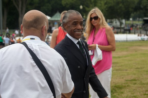Rev. Al Sharpton, president, National Action Network