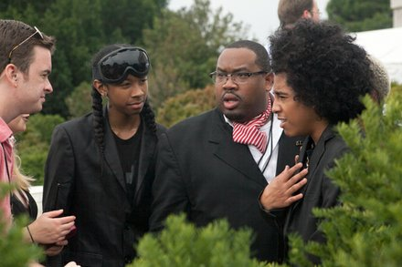 Ray Ray and Princeton of the group Mindless Behavior