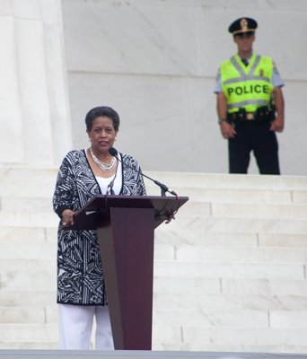 Myrlie Evers Williams