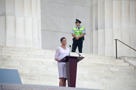 Congresswoman Donna Edwards (Md.-4th District)