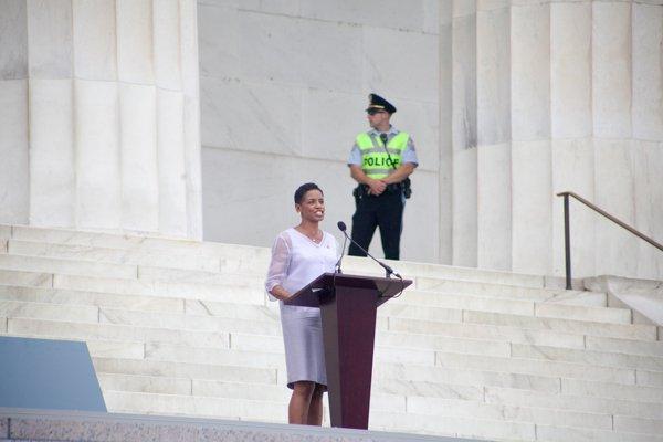 Congresswoman Donna Edwards (Md.-4th District)