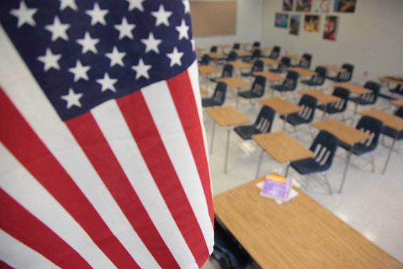 """The Supreme Judicial Court of Massachusetts will hear arguments on Wednesday seeking removal of """"under God"""" from the Pledge of Allegiance, this time for discrimination."""