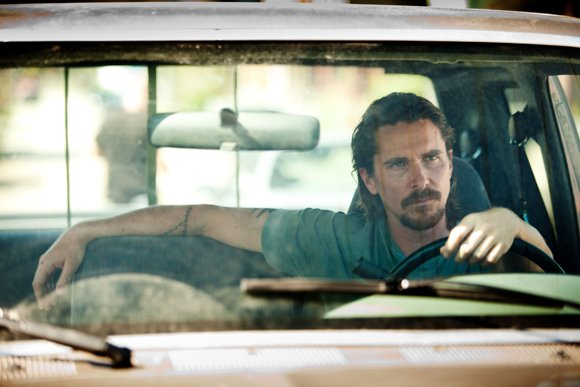 "Christian Bale stars in Relativity Media's ""Out of the Furnace."""