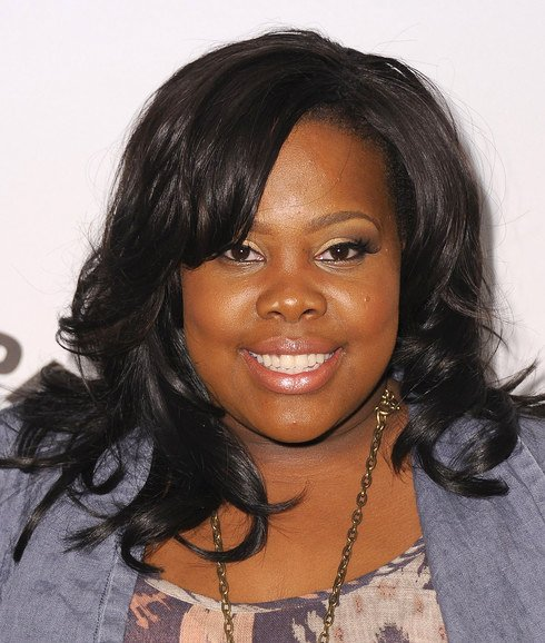 "Glee stars Amber Riley joins ""Dancing with the Stars"" cast."