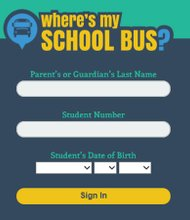 "Boston Public Schools has launched a new school bus app, ""Where's my school bus?"" It allows parents to track the buses their students are on. All parents need to track their children is to login to the apps' website, shown above."