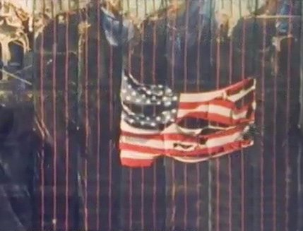 History Mystery What Became Of The Ground Zero Flag