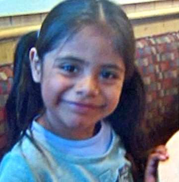 Desirae Macias, 7, was shot in the head Wednesday in Palmdale. She is not expected to survive.