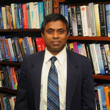 Jamal Uddin, associate professor of Natural Sciences at Coppin State University, is the recipient of the 2014 Wilson H. Elkins Professorship Award.