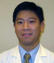 Edward Chen,M.D., assistant professor at Johns Hopkins University.