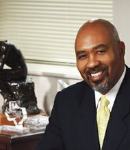 Dr. Samuel Ross, M.D., M.S., CEO of Bon Secours Health System