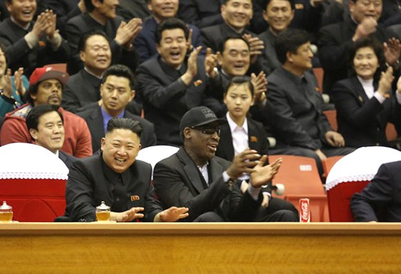 In The World According to Dennis Rodman, North Korean leader Kim Jong Un, whom he just saw on his second ...