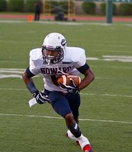 Howard Bison and Eastern Michigan Eagles game