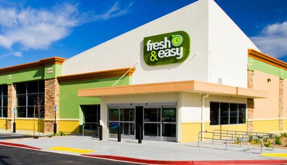 Fresh and Easy, the local chain of small grocery stores created by United Kingdom food giant Tesco that began with ...