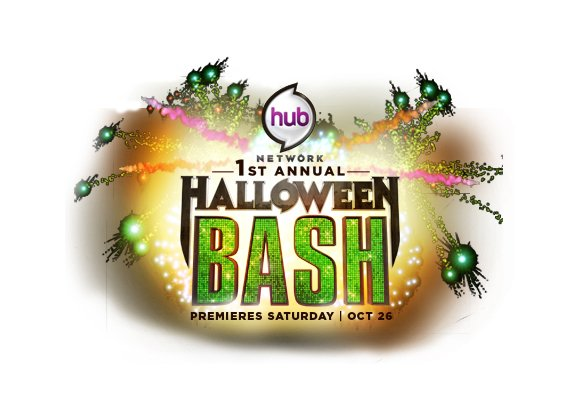 Hub Network's First Annual Halloween Bash.