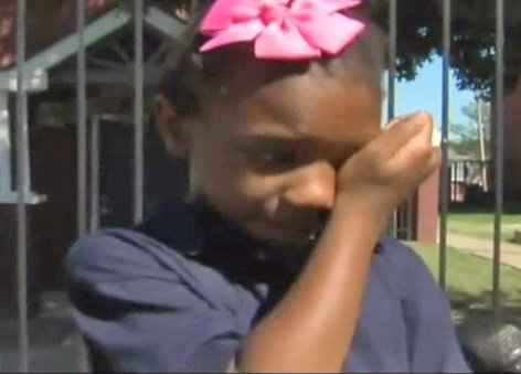 Late last month, school officials at Deborah Brown Community School in Tulsa, Oklahoma, sent 7-year-old straight-A student Tiana Parker home ...