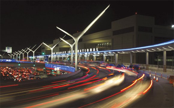 A long-awaited wing of boarding gates at the Tom Bradley International Terminal at LAX will open for business Sept. 18.