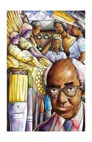 Allan Rohan Crite, a Boston-based artist.