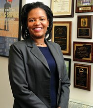 After a brief hubbub, State Sen. Linda Dorcena Forry was named the host of St. Patrick's Day breakfast, and will become the first non-Irish to hold the honor. Dorcena Forry, a Haitian-American, was recently elected to represent the First Suffolk district, which has traditionally been held by white Irish men.