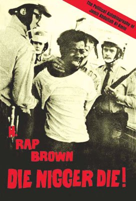 H. Rap Brown book cover